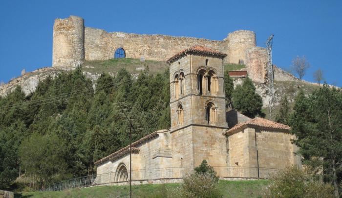 Ermita de Santa Cecilia de Aguilar de Campoo
