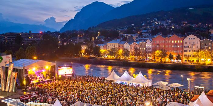 New Orleans Festival © Innsbruck Tourismus