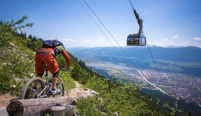 Funicular Nordkettenbahn-Innsbruck Tourismus
