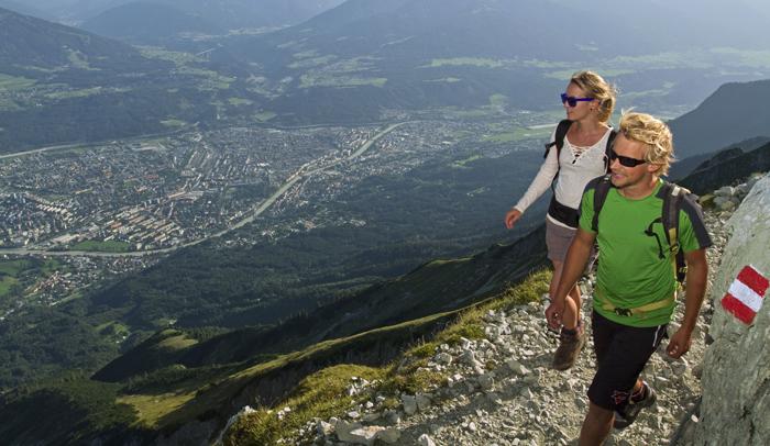 Senderismo en el Tirol