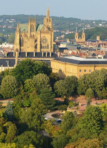 Catedral de Metz. ® Philippe Gisselbrecht