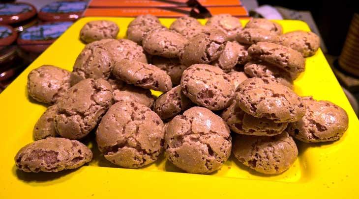 Macarons Pastelería Génot
