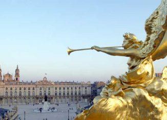La Plaza Stanislas de Nancy es una de las más bellas del mundo ® Ville de Nancy
