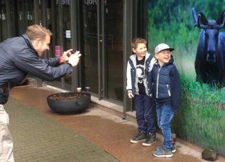 imagen Selfies seguros en Noruega