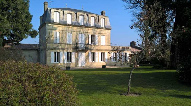 Château Paloumey, en el Alto Médoc