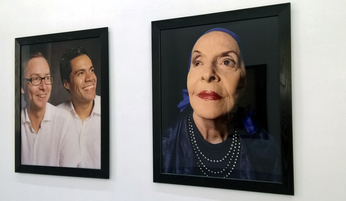 Fotos de Andrés Serrano de la Colección Lambert