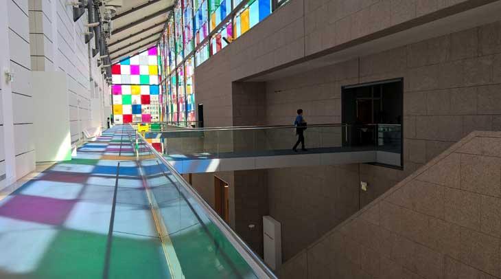 Museo de Arte Moderno y Contemporáneo de Estrasburgo