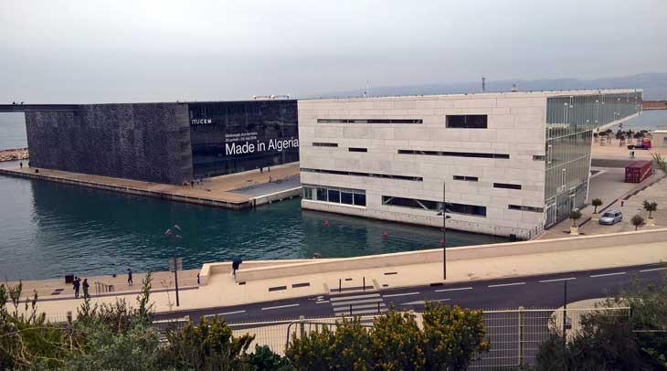 Museo de las Civilizaciones de Europa y del Mediterráneo, MUCEM