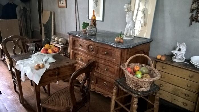 Taller de Cézanne