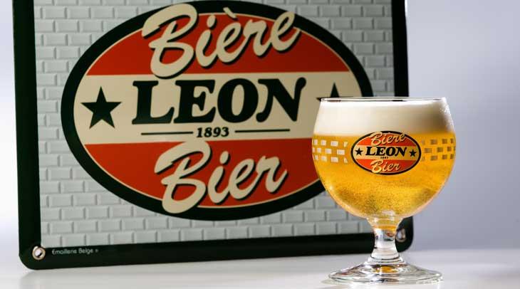 La famosa cerveza de Chez Léon