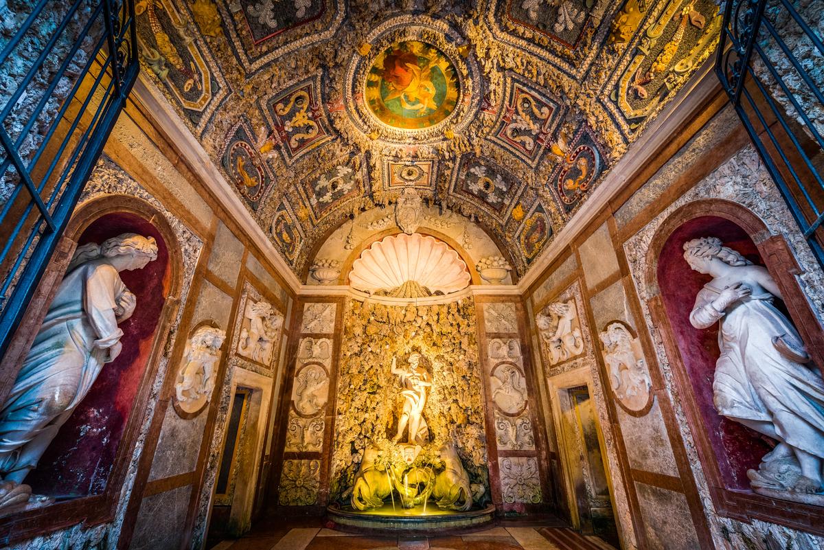 Palacio de Hellbrunn. © Aníbal Trejo