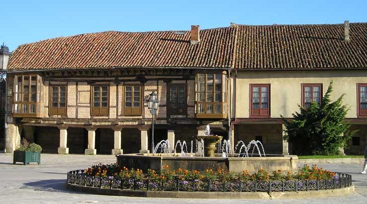 Fuente de Plaza España