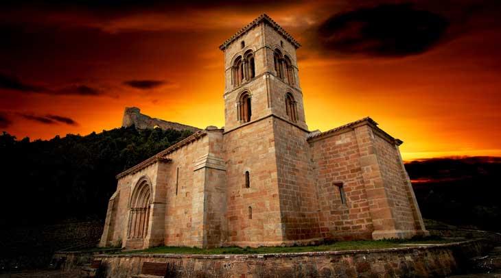 Castillo y Ermita Santa Cecilia