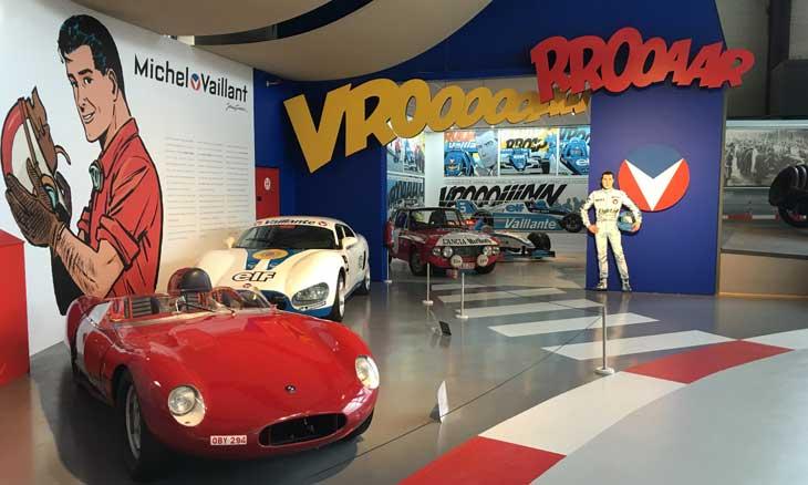 Autoworld cumple 30 años en 2016