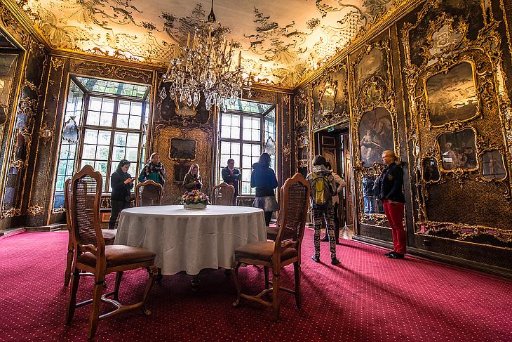 Palacio Leopoldskron © Aníbal Trejo