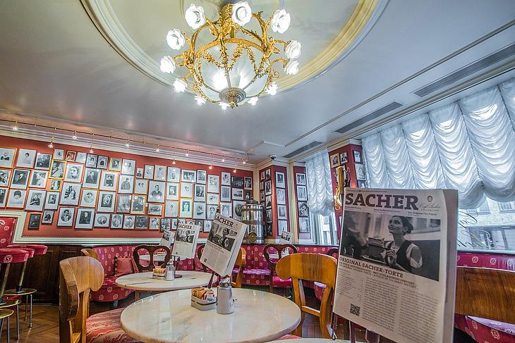 Sacher Hotel Salzburg © Aníbal Trejo