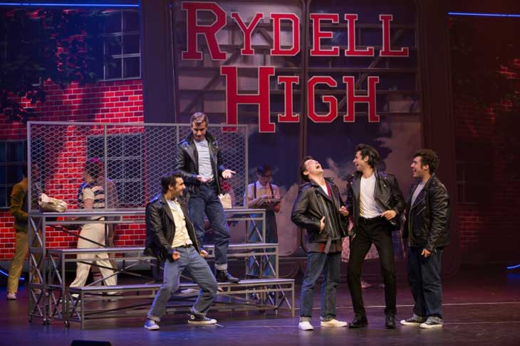 Broadway Grease