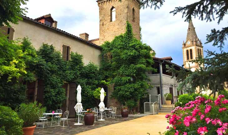 Le Château de Creissels