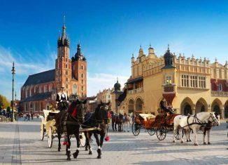 imagen Mercado de Navidad de Cracovia,…