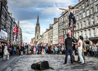 imagen Verano de festivales en Edimburgo