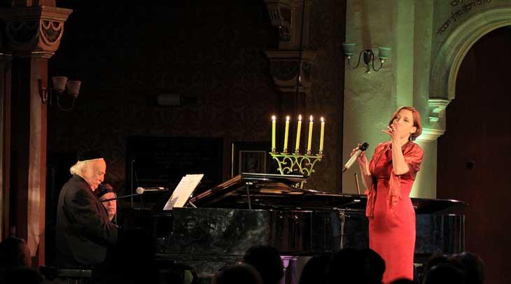 Festival Kult en la sinagoga Temple