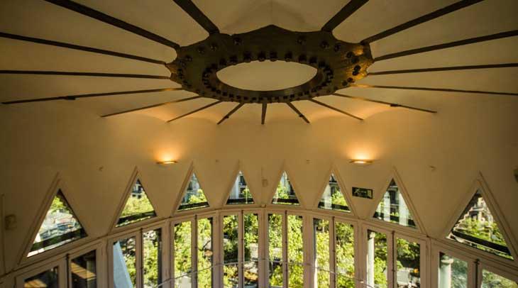 Casa de les Punxes. Foto Paolo Sapio.