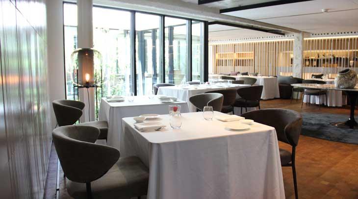 Restaurante Xerta, en Ohla Eixample