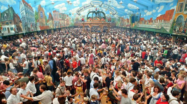La cerveza es casi como una religión en Baviera © Deutsche Zentrale für Tourismus e.V.