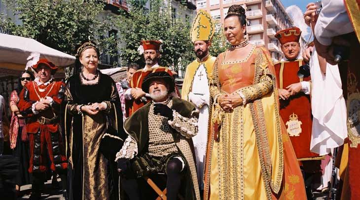 El desembarco de Carlos V en Laredo