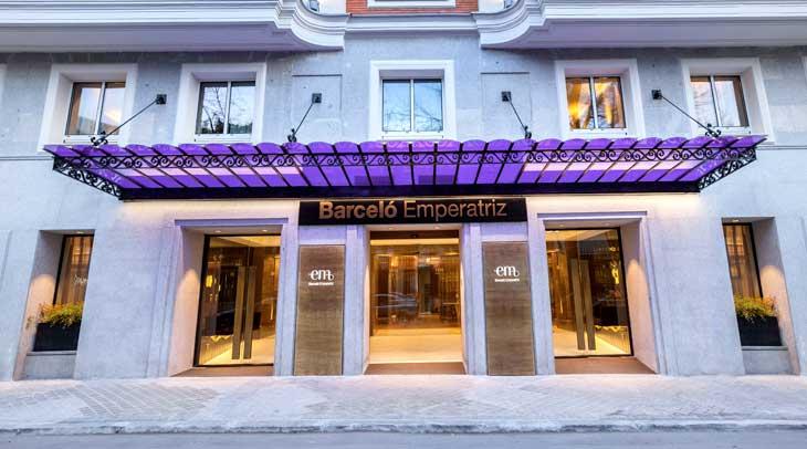 Entrada Barceló Emperatriz