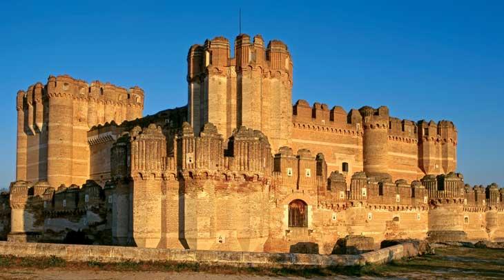 Castillo de Coca © Cardinalia