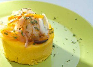 La Causa es una de los platos más típicos de la gastronomía peruana ® Flor Ruíz