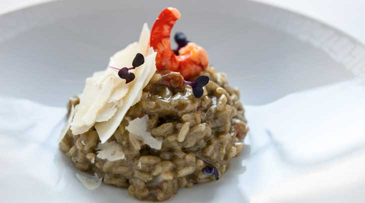 Gastronomía en el Restaurante Mutis