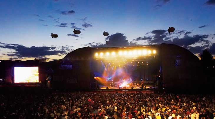 Festival de la Isla del Danubio ® WienTourismus/ Karl Thomas