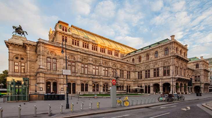 Ópera de Viena ® Wien Tourismus/Christian Stemper