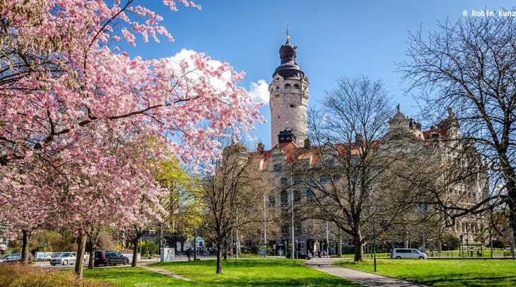 Nuevo Ayuntamiento de Leipzig