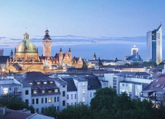 imagen Leipzig, destino emergente de Alemania