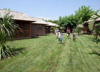 imagen Playa Montroig, un camping para…