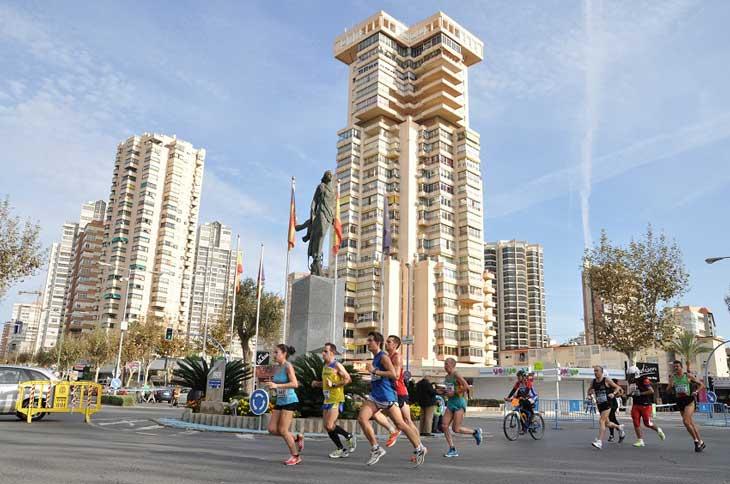 Medio Maratón de Benidorm