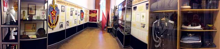 Museo de la Stasi, antigua sede de la polícia de la RDA