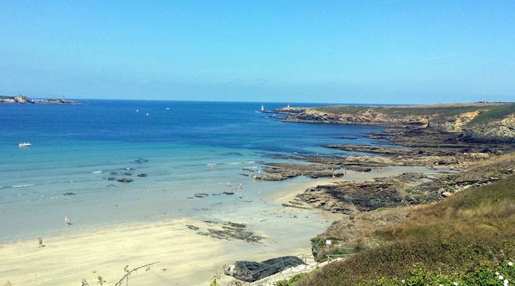 Playa de Arnao. Foto Emilia Seijo. Foto cedida por Turismo de Asturias.