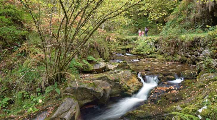 Ruta del Alba. Foto Alejandro Badía. Cedida por Turismo de Asturias