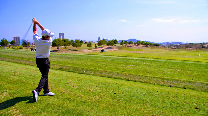Golf en Benidorm