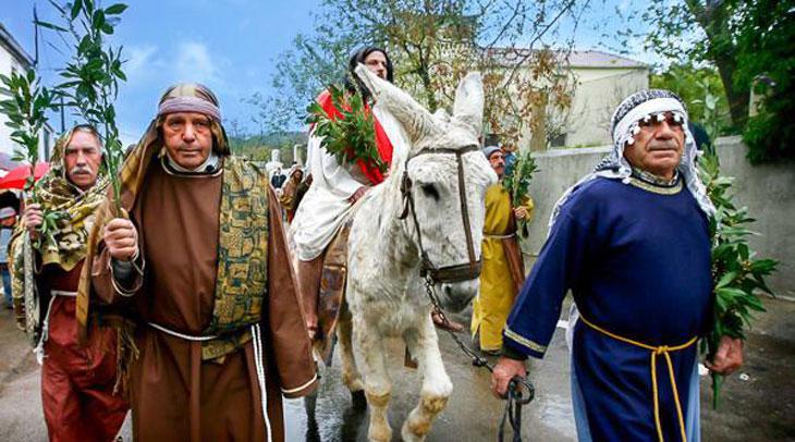 Semana Santa en la provincia de Salamanca