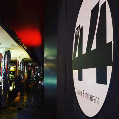 The 44 Lounge & Restaurant