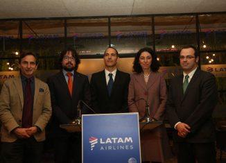imagen LATAM Airlines conecta Barcelona con…