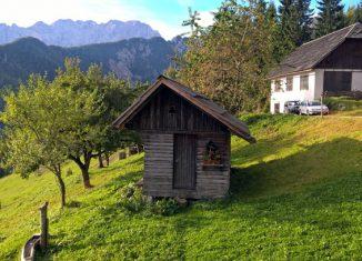 Senderismo en Eslovenia