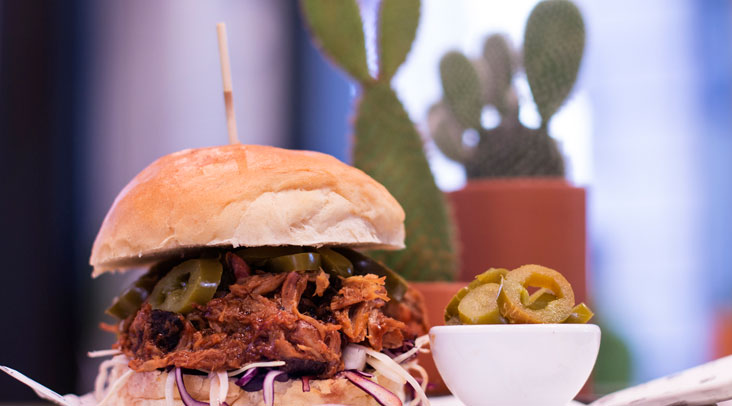 California Style Pulled Pork