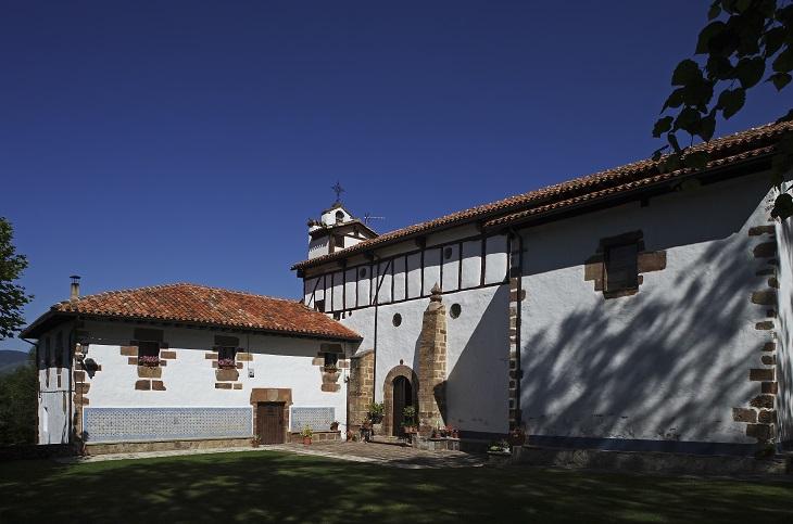 Ermita de Nuestra Señora de Allende. Foto La Rioja Turismo.