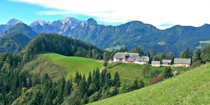 imagen Eslovenia, ruta por los Alpes